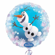 "Frozen Olaf Foil Balloon (18"") 1pc"